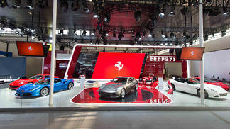 Ferrari unveils the all-new GTC4Lusso at Auto China 2016