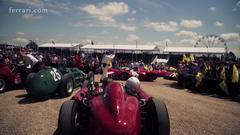 Ferrari celebrates 70 year anniversary at the Goodwood Festival of Speed