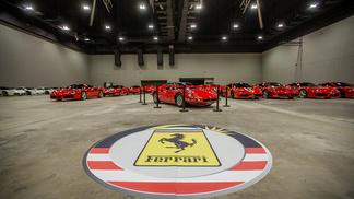 Malaysia Witnessed The Largest Ferrari Gathering since 2010