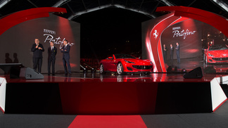 Ferrari Portofino makes its society debut