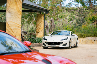 Ferrari Portofino First Australian Drives