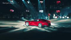 Korea celebrates the Premiere of Ferrari '812 Superfast'