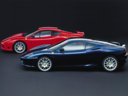 Challenge Stradale: blu and red versions