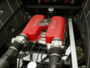 Challenge Stradale: engine detail